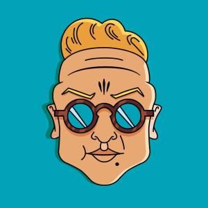 """Grant Jeffery"" by Grant Jeffery. His Profile Pic."