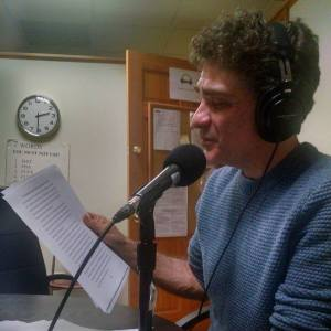 Carlos Hernandez reads on Hour of the Wolf—at WBAI 99.5 FM New York.